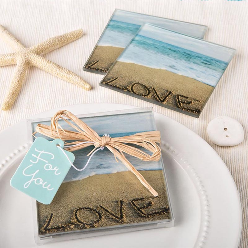 Photo Engraved Coasters for gifts