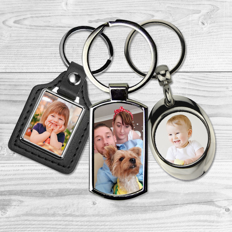 Photo Key Rings Gifts